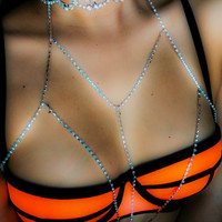 Royal Set bralette and choker included