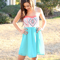 The Thought of You Dress - Jade