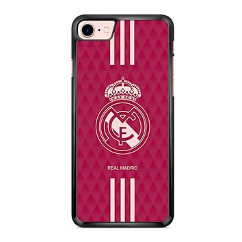 Real Madrid Pink iPhone 7 Case