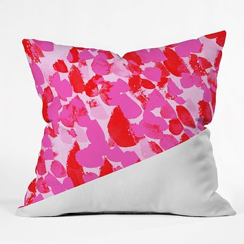Rebecca Allen Sonnet 116 Throw Pillow