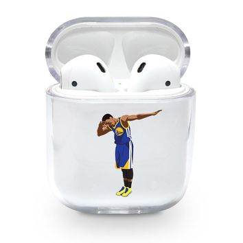 Dab Steph Curry Airpods Case