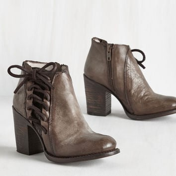 Step by Step Inductions Bootie | Mod Retro Vintage Boots | ModCloth.com