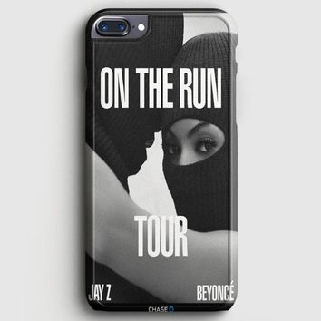 JayZ And Beyonce On The Run Tour 2 iPhone 8 Plus Case