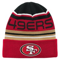 San Francisco 49ers Cuffed Knit Cap - Youth