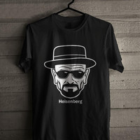 Breaking Bad heisenberg  shirt for man and woman shirt / tshirt / custom shirt