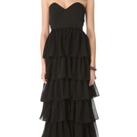 Thayer Tiered Maxi Dress | SHOPBOP