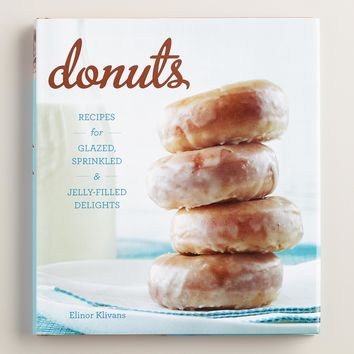 """Donuts"" Recipe Book"