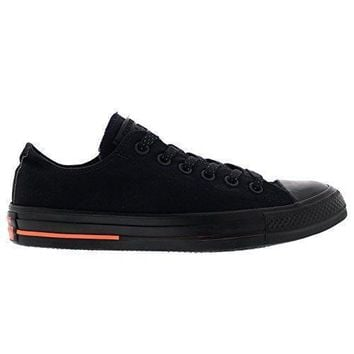 converse womens chuck taylor all star counter climate black canvas trainers
