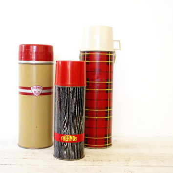 Thermos Collection - Camping