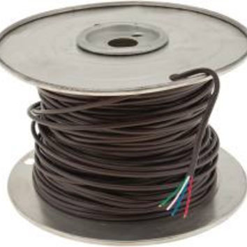 Thermostat Wire 20 Gauge 4 Wire 250 Ft. Vinyl Jacket