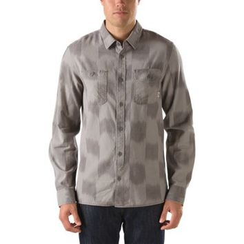 Vans Murray Buttondown Shirt (Graphite)