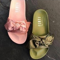 New Style / WOMEN LEATHER SLIPPERS FLIP FLOPS SANDALS LOAFERS