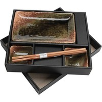 Iga Finish 2 Person Sushi Gift Set