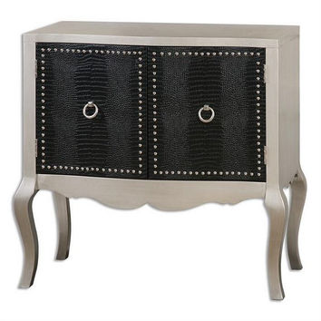 Uttermost Tesha Console Cabinet - Uttermost 24506