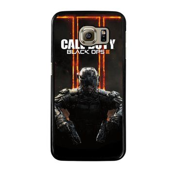 CALL OF DUTY BLACK OPS 3 Samsung Galaxy S6 Case Cover