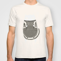 space cat T-shirt by Louis Roskosch