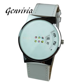 Genvivia Digital Futuristic Watch