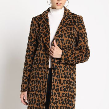 Feline Good Wool Coat