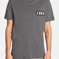 Men's ZANEROBE 'Bloc Tall' Longline T-Shirt,