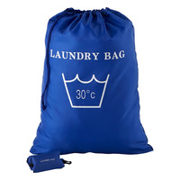 reisenthel Navy Blue Travel Laundry Bag