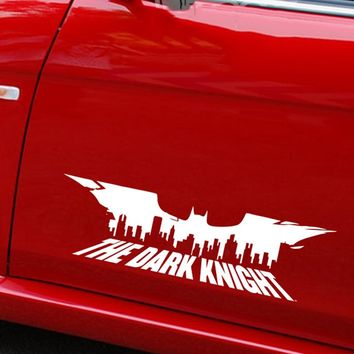 Knight of Darkness design car side door refit decor sticker,car-styling vinyl decals labels ,auto accessories