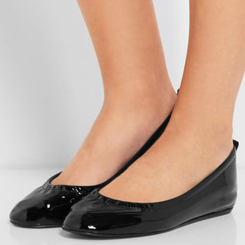 Lanvin - Patent-leather ballet flats