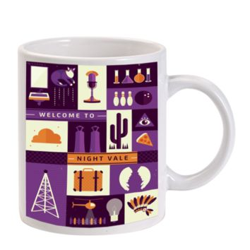 Gift Mugs | Supernatural Night Vale Art Ceramic Coffee Mugs
