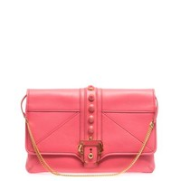 Sylvie leather shoulder bag