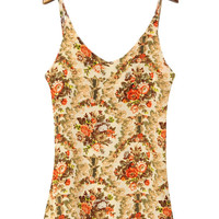 'The Damini' Floral Cami Top