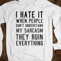 sarcasm - S.J.Fashion