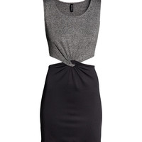 H&M - Two-piece Jersey Dress -
