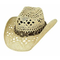 Bullhide Women's Naughty Girl Cowgirl Hat