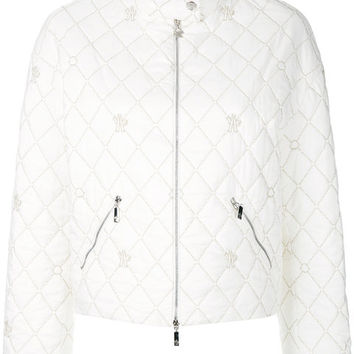 Moncler Gamme Rouge Quilted Jacket - Farfetch