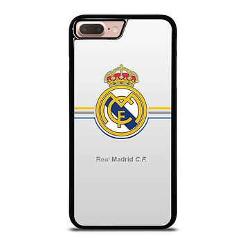 REAL MADRID CF iPhone 8 Plus Case Cover