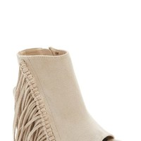 Women's Matisse 'Love In' Fringe Bootie,