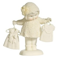 Department 56 Snowbabies Classics A Difficult Choice Figurine