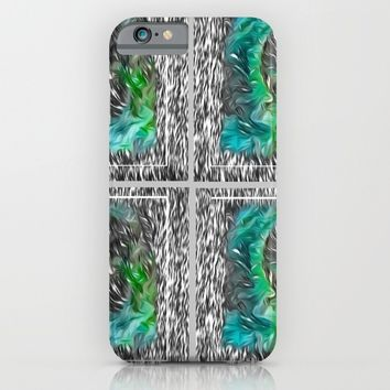 GRAY FAZE iPhone & iPod Case by violajohnsonriley