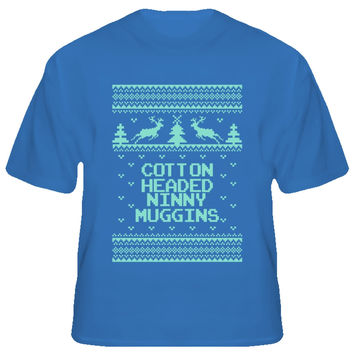 Unisex Cotton Headed Ninny Muggins T-Shirt