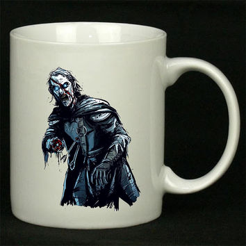 White Walkers Winter is coming Art For Ceramic Mugs Coffee *
