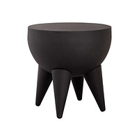 Spike Black Side Table