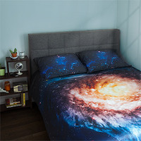 ThinkGeek Galaxy Bedding