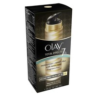 Olay Total Effects 7-In-1 Daily Moisturizer + Serum Duo With Sunscreen Broad Spectrum SPF 15, Fragrance-Free 1.35 Fluid Ounce