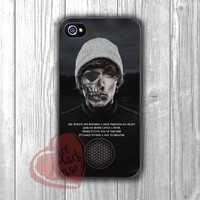 Lyric Bring Me The Horizon - dizi for iPhone 6S case, iPhone 5s case, iPhone 6 case, iPhone 4S, Samsung S6 Edge