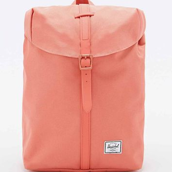 Herschel Post Rucksack in Flamingo Pink - Urban Outfitters