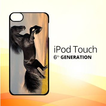 Horse X0284 iPod Touch 6 Case