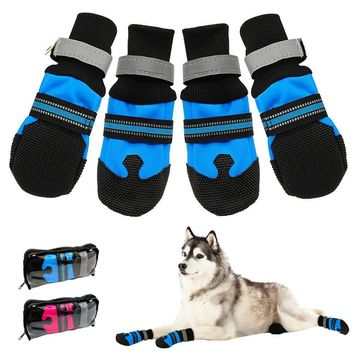 Paw Protector Warm Reflective For  Dogs