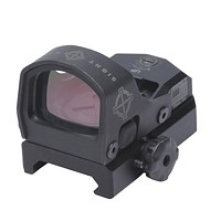 Sightmark Mini Shot M-Spec LQD 3 MOA Red Dot Rifle Scope Weapon Sight SM26043-LQ