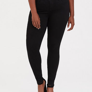 Premium Stretch Skinny Jean - Black Wash