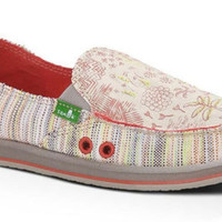 Sanuk Scribble Slip-On Shoes