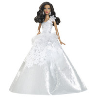 Barbie 2013 25th Anniversary Holiday Doll [African-American]